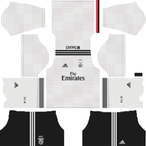 SL Benfica Away Kit 2019