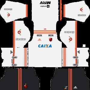 Flamengo Away Kit 2019