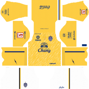 Buriram United Away Kit 2019