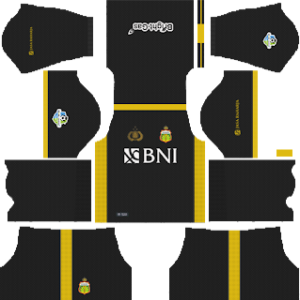 Bhayangkara FC Goalkeeper Home Kit 2019