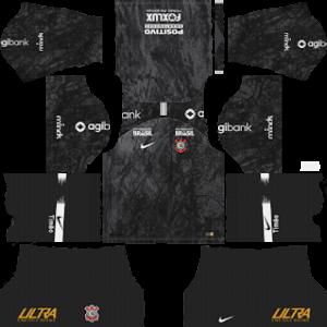Corinthians Away Kit 2019