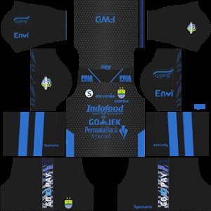 Persib Bandung Away Kit 2019