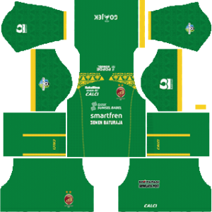 Sriwijaya FC Away Kit 2019