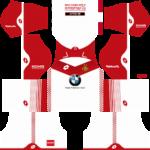 Kelantan FA Kits 2018/2019 Dream League Soccer