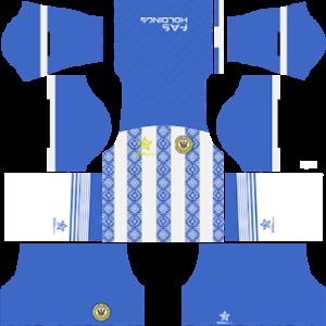 Sarawak FA Away Kit 2019