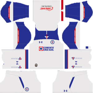 Cruz Azul Away Kit 2019