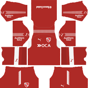 Independiente Goalkeeper Away Kit 2019