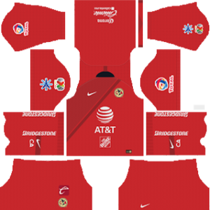 Club America Goalkeeper Away Kit 2019