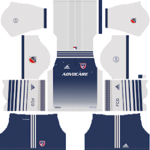 FC Dallas Away Kit 2019