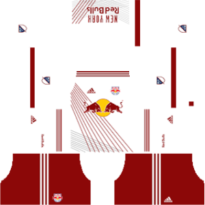 New York Red Bulls kits 2018/2019 Dream League Soccer