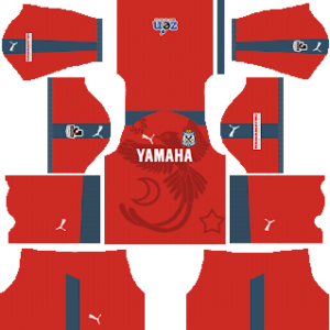Jubilo Iwata Goalkeeper Away Kit 2019