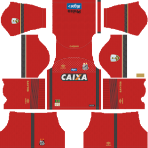 Santos FC Goalkeeper Away Kit 2019