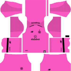 Celtic FC Goalkeeper Away Kit 2019