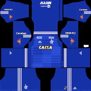Flamengo Goalkeeper Away Kit 2019