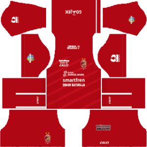 Sriwijaya FC Goalkeeper Away Kit 2019