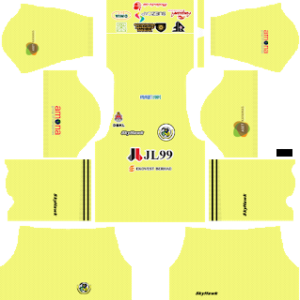 Kuala Lumpur FA Goalkeeper Away Kit 2019
