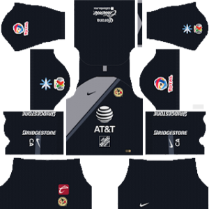 Club America Goalkeeper Home Kit 2019