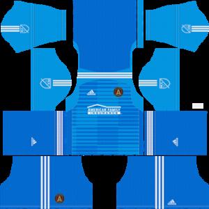 Atlanta United FC Goalkeeper Home Kit 2019