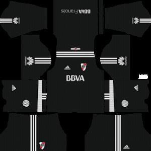 River Plate Goalkeeper Home Kit 2019