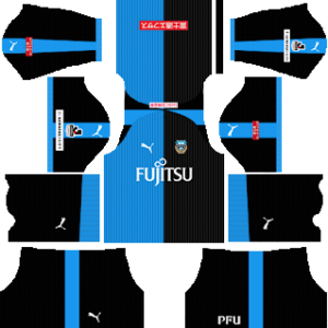 Kawasaki Frontale Kits 2018-2019 Dream League Soccer