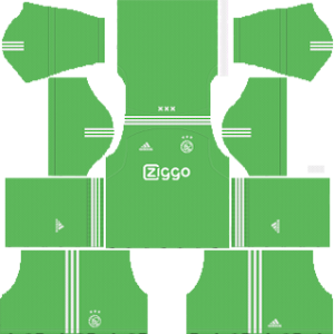 AFC Ajax Goalkeeper Away Kit 2019