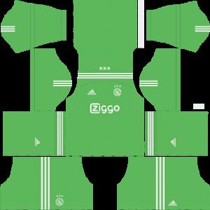 AFC Ajax Goalkeeper Away Kit 2019
