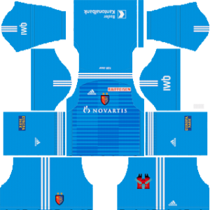 FC Basel Goalkeeper Home Kit 2019