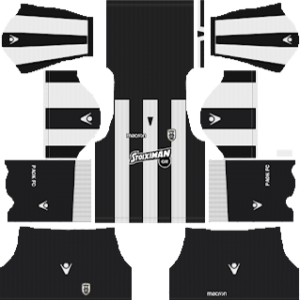 PAOK FC Kits 2018/2019 Dream League Soccer