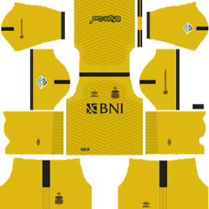 Bhayangkara FC Kits 2018/2019 Dream League Soccer