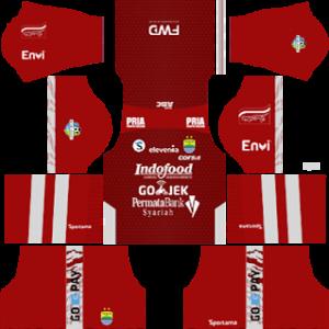 Persib Bandung Goalkeeper Home Kit 2019