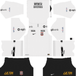 Corinthians Kits 2018/2019 Dream League Soccer