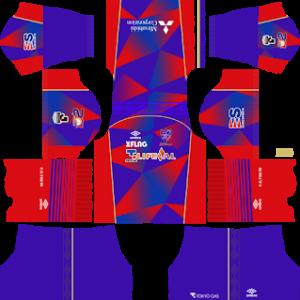 FC Tokyo Kits 2018/2019 Dream League Soccer