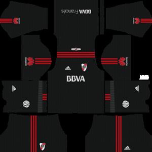River Plate Goalkeeper Third Kit 2019