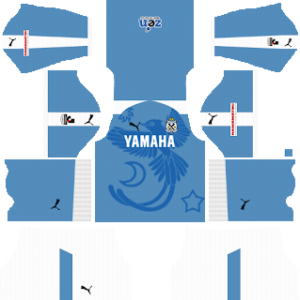 Jubilo Iwata Kits 2018/2019 Dream League Soccer