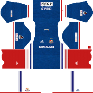 Yokohama F. Marinos Kits 2018/2019 Dream League Soccer