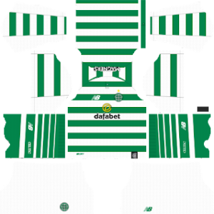 Celtic FC Kits 2018/2019 Dream League Soccer