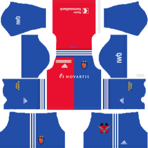 FC Basel Kits 2018/2019 Dream League Soccer