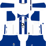 FC Porto Kits 2018/2019 Dream League Soccer