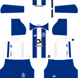 FC Porto Kits 2018/2019 Dream League Soccer