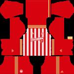 Olympiacos FC Kits 2018/2019 Dream League Soccer