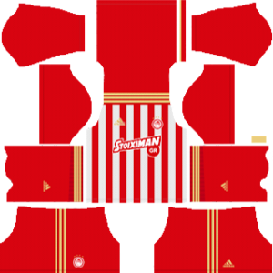 Olympiacos FC Kits 2018/2019 Dream League Soccer