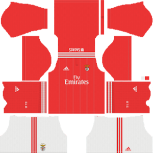 SL Benfica Kits 2018/2019 Dream League Soccer