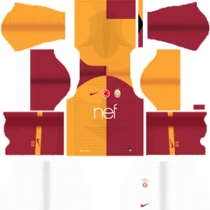 Galatasaray S.K. Kits 2018/2019 Dream League Soccer