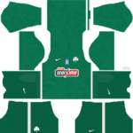 Panathinaikos F.C. Kits 2018/2019 Dream League Soccer