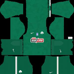 Panathinaikos F.C. Kits 2018/2019 Dream League Soccer