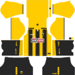 AEK FC Kits 2018/2019 Dream League Soccer