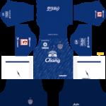 Buriram United Kits 2018/2019 Dream League Soccer