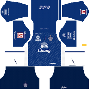 Buriram United Kits 2018/2019 Dream League Soccer