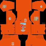 Borneo FC Kits 2018/2019 Dream League Soccer