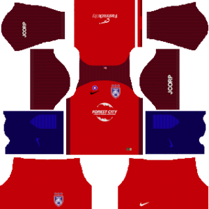 Johor Darul Takzim Away Kit 2019